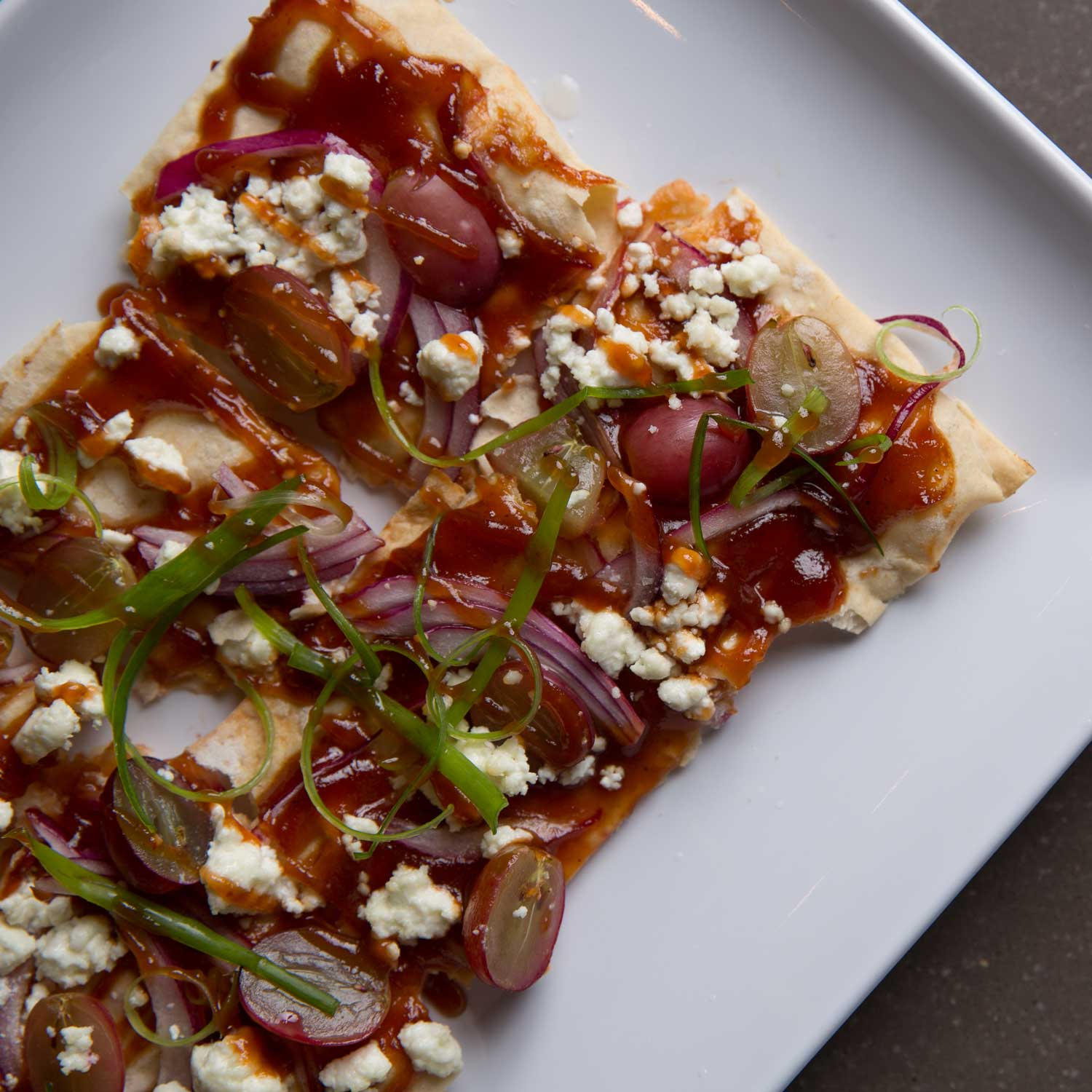 RED GRAPES FLATBREAD